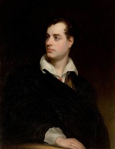6th Lord Byron (1788–1824) by Thomas Phillips