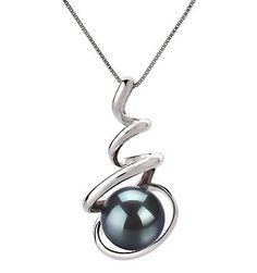 Black Pearl Necklace                                                                                                                                                      Más