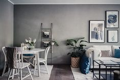 Inspireras av hundratals vardagsrum. På Hemnet Inspiration kan du bläddra bland utvalda bilder på bostäder som är till salu.