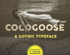 "Check out this @Behance project: ""Cocogoose Typeface Family"" https://www.behance.net/gallery/26021503/Cocogoose-Typeface-Family"