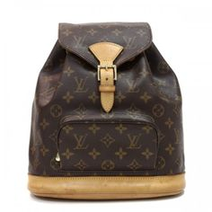 this bag has always been on my wishlist Shenae Grimes Luxury Wishlist Vintage Louis Vuiton Backpack