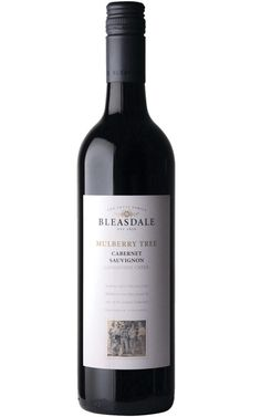 Bleasdale Heritage Mulberry Tree Cabernet Sauvignon 2017 Langhorne Creek - 6 Bottles Cheap Red Wine, Mulberry Tree, Red Grapes, Wine Online, Vegetable Drinks, Mixed Berries, Non Alcoholic Drinks, Cabernet Sauvignon, Bottles