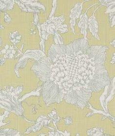 Robert Allen @ Home Cherrington Sb Latte Fabric - $16.25   onlinefabricstore.net