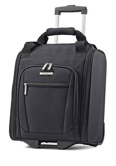 Samsonite Ascella Wheeled Underseat Carry-On Home - Luggage & Travel - Luggage - Carry-Ons - Bloomingdale's Travel Bags, Easy Access, Contents, Handle, Closure, Zip, Collection, Travel Handbags, Travel Tote