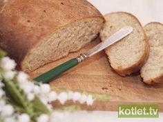 Miekki chleb pszenny