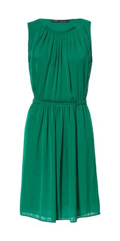 GATHERED DRESS - Dresses - Woman - ZARA United States