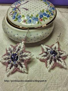 Pattern bijoux, rivoli 12 mm