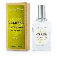 Verbena & Lavender De Provence Cologne Spray - 30ml/1oz