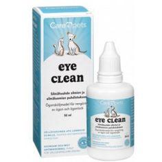 Care4pets EYE CLEAN silmähuuhde 50ml