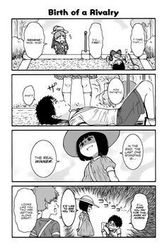 Read manga Tomo-chan wa Onnanoko! Ch.412: Birth of a Rivalry online in high…