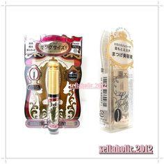 Shiseido MAJOLICA Lash King Mascara BK999 & Jelly Drop Mascara Base Conditione