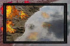 'FIRE AND WATER' von photofiction bei artflakes.com als Poster oder Kunstdruck $24.96