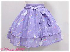 Angelic Pretty Dream Sky Skirt, 2011