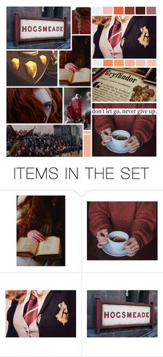 """don't let go, never give up."" by iitselizabeth ❤ liked on Polyvore featuring art, harrypotter and movie"