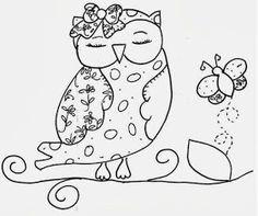 Owl Coloring Pages Black Bird Fly, Black Bird Tattoo, Cute Birds, Pretty Birds, Fall Classroom Decorations, Owl Coloring Pages, Bird Theme, Bird Crafts, Bird Drawings