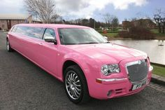 Exotic Luxury and Pink Cars for Ladies!!!