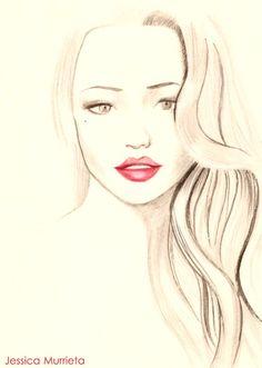 art+fashion | art, colored pencil, drawing, fashion illustration, illustration ...