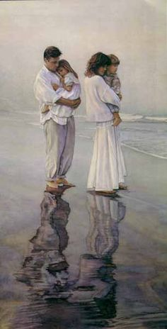Image detail for -Steve Hanks limited edition print gallery (one of my fav. artists)