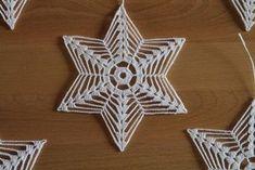 Best 12 Irish lace Irish crochet flower motifs, off white flower applique, Irish crochet decor, wedding decor Set of 3 – SkillOfKing.Com - Her Crochet Crochet Snowflake Pattern, Crochet Motifs, Crochet Snowflakes, Crochet Art, Crochet Round, Christmas Snowflakes, Irish Crochet, Crochet Stitches, Christmas Crafts