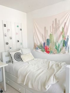 cactus and tumblr themed roo #cactus and tumblr themed room