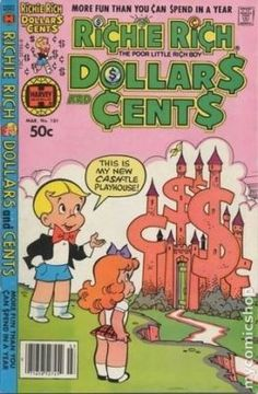 Loved Richie Rich comics