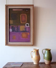 Offer Waterman & Co deals art by the British artist Patrick Heron. Contact us for available paintings, valuations and auction advice. Patrick Heron, Modern Artists, Artist Painting, Painting Inspiration, Contemporary Art, Abstract Art, Art Gallery, Illustration Art, Prints