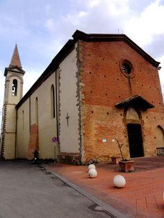 Church of Santa Lucia al Borghetto - Photo by Bianca Corti