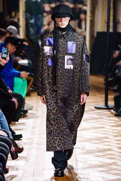 Fall 2019 Menswear - Raf Simons Fashion Show Collection 3825b74dc