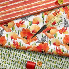 Paperskin Buds in Tender Green Bud, Green, Fabric, Tejido, Tela, Cloths, Fabrics, Tejidos, Gem