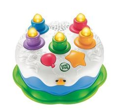 Amazon.com: Leapfrog Counting Candles Birthday Cake: Toys & Games