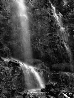 Cascadas Morelia, Michoacán.