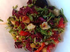 "Салат ""50 лет"" - Империя вкусов Cabbage, Vegetables, Food, Essen, Cabbages, Vegetable Recipes, Meals, Yemek, Brussels Sprouts"
