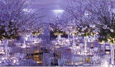 Incredible Decor Winter Wedding Reception Decorations