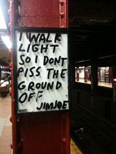 jimjoe Essex Street, Columbus Circle, Subway Art, Pissed, Magazine Art, Art Blog, Lettering, Sticker, Artists