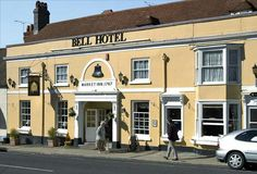 KK The Bell, Alresford...one of my favourite restaurants in Hampshire