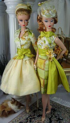 Chaux Harmonie for Silkstone Barbie
