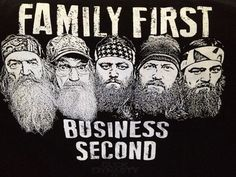 Phil, Si, Willie, Jase & Jep ; Duck Dynasty ;