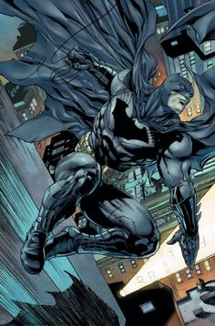 Batman, Jim Lee
