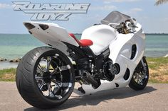 Custom Hayabusa With 360′ Rear And GSXR1000 Tail Conversion - Pesquisa Google