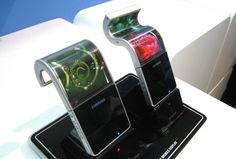 Samsung flexible Amoled Screen
