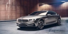 Gran Lusso Coupe by BMW and Pininfarina | LLGD.NET