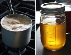 Alton Brown's Ghee and Clarified Butter Recipes