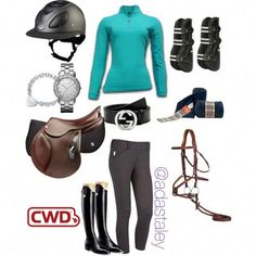 fe5d0e7c3d79 What to wear Wednesday -change out the loose ring for a full cheek   equestriangearpolyvore