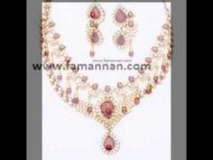 Yaqoot Ruby Birthstone Fashion 2015 Wedding Party Jewelry.