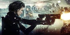 Cineminha Nerd: Resident Evil 5, Retribuição (Resident Evil 5: Retribution)