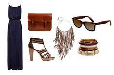 ¿Qué te parece nuestro look de hoy con prendas de @Mango, #Zara, #Blanco y #Misako?
