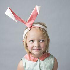 Twist Tie Bunny Ears