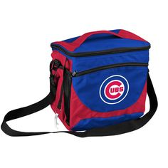 MLB Chicago Cubs 24 Can Cooler