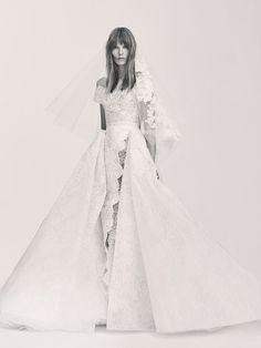 b835b17fd005 Le Frufrù  La sposa di Elie Saab 2017 Vestiti Da Cerimonia Nuziale