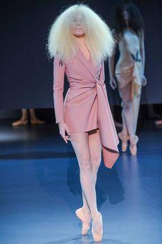 Балетная коллекция VictorandRolf spring 2014 couture